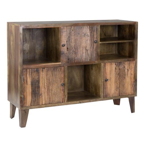 Solid Sheesham Media Cabinet - City Home - Portland Oregon - Furniture and Home Decor