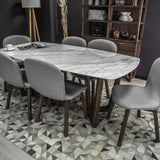 Aura Dining Table - City Home - Portland Oregon - Furniture and Home Decor