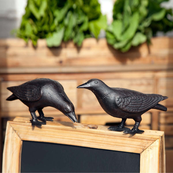 Cast-Iron Crows