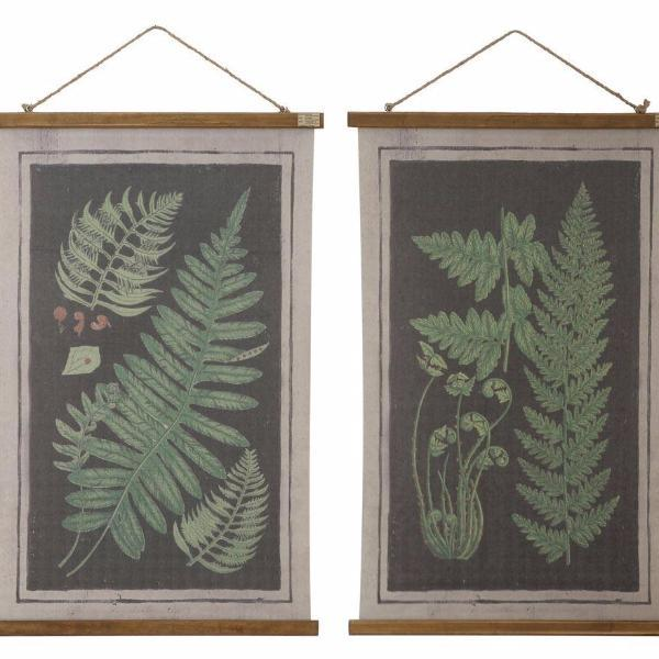Fern Wall Scroll