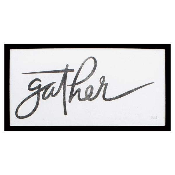 Gather Wall Art - City Home - Portland Oregon - Furniture and Home Decor