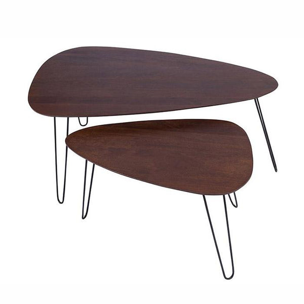 Graphik Kidney Tables - City Home - Portland Oregon - Furniture and Home Decor