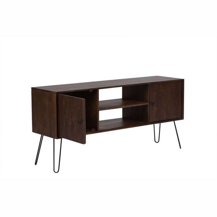 Graphik Wood Media Cabinet - City Home - Portland Oregon - Furniture and Home Decor