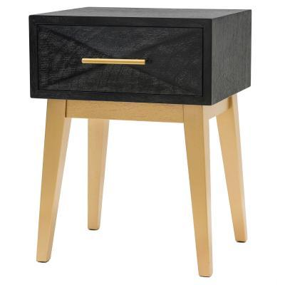 Leonardo End Table - City Home - Portland Oregon - Furniture and Home Decor