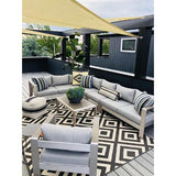 Alfresco Indoor/Outdoor Rug - City Home - Portland Oregon - Furniture and Home Decor