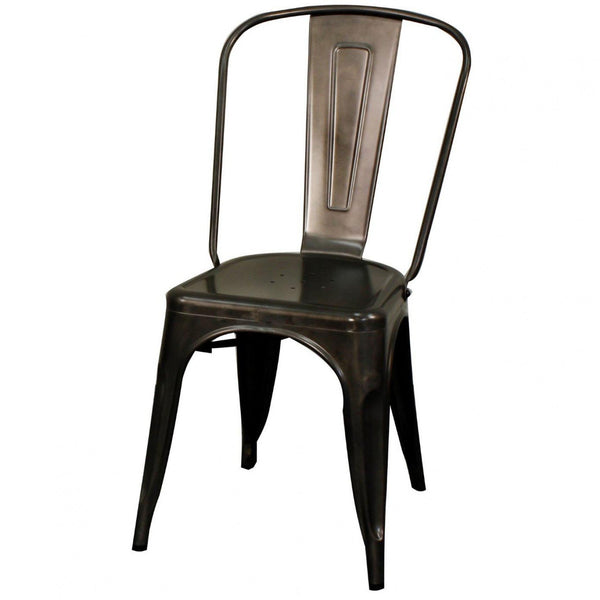 Metropolis Side Chair - City Home - Portland Oregon - Furniture and Home Decor
