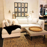 Mor Suite Sofa Jonathan Louis X Justina Blakeney Sectional Couch City Home