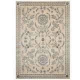 Nairi Rug by Rifle Paper Company — Natural & Slate - City Home - Portland Oregon - Furniture and Home Decor