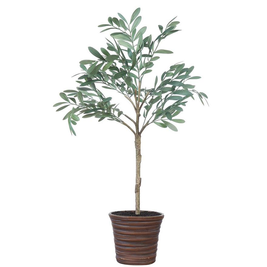 Faux Olive Trees — 2 Sizes - City Home - Portland Oregon - Furniture and Home Decor