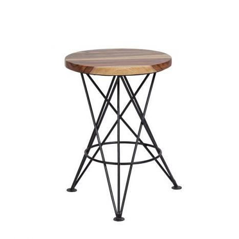 Tahoe Wood Barstool - City Home - Portland Oregon - Furniture and Home Decor