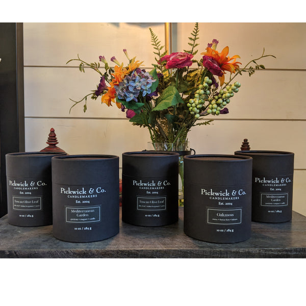 Pickwick & Co. Scented Candles