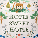 Home Sweet Home Pillow - City Home - Portland Oregon - Furniture and Home Decor
