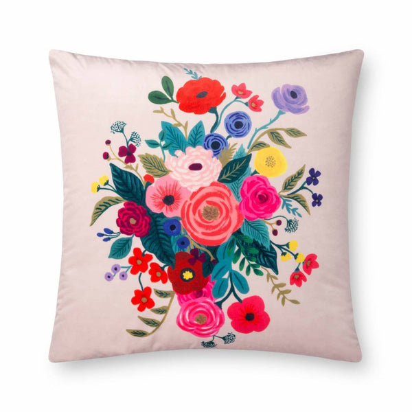 Juliet Rose Bouquet Pillow - City Home - Portland Oregon - Furniture and Home Decor