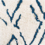 Ivory & Navy Scout Rug - City Home - Portland Oregon - Furniture and Home Decor