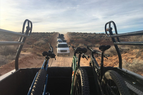 Sedona to Moab: NAHBS the Hard Way
