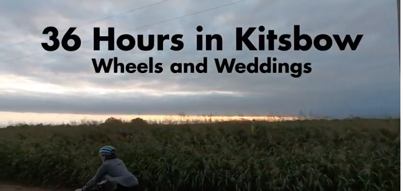 36 Hours In Kitsbow: <br />in Stillwater, OK
