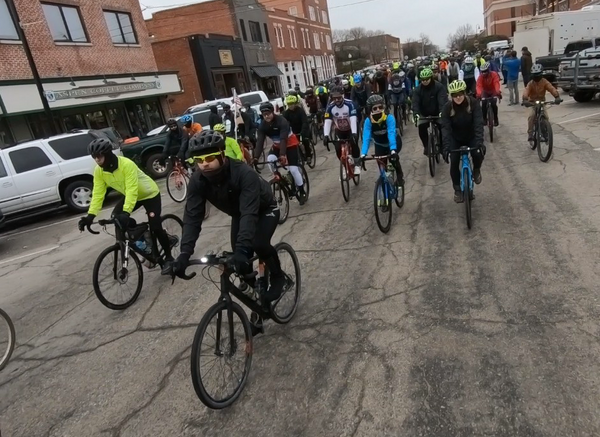 Curto Dirto: Community, Camaraderie and some Thriller Riding in Stillwater, OK