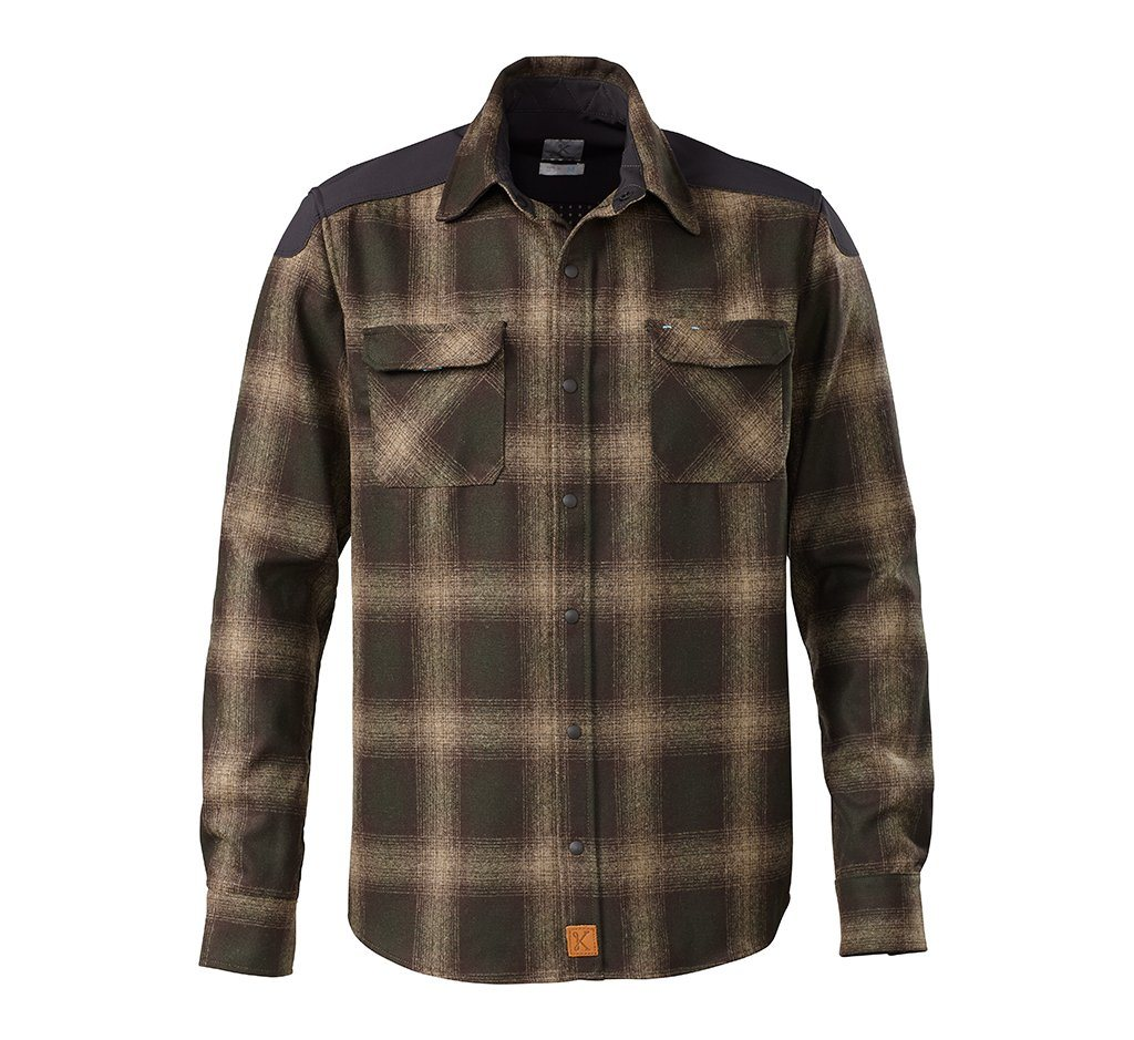 The Icon Shirt Appalachian Spruce