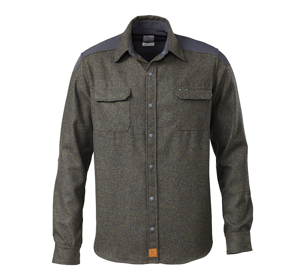 The Icon Shirt Sentinel Granite