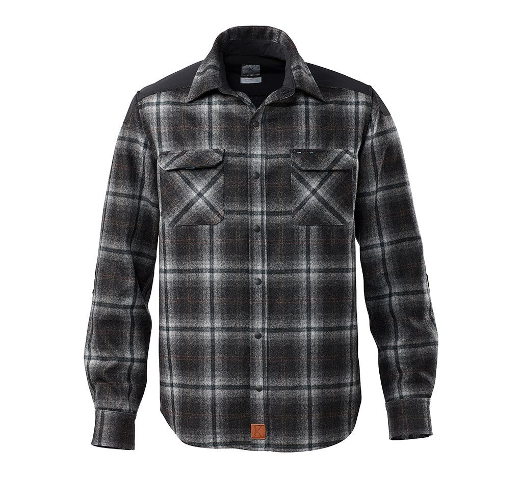 47501c279 The Icon Shirt Limited Edition - Fog
