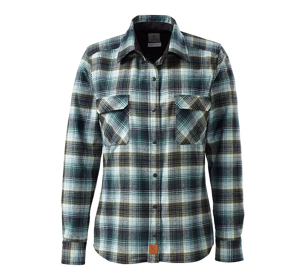 Icon Shirt for Women Timberline Blue