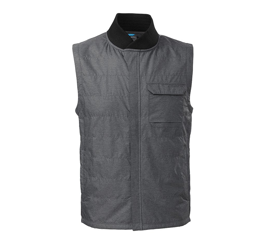 Arcana Vest Black Heather