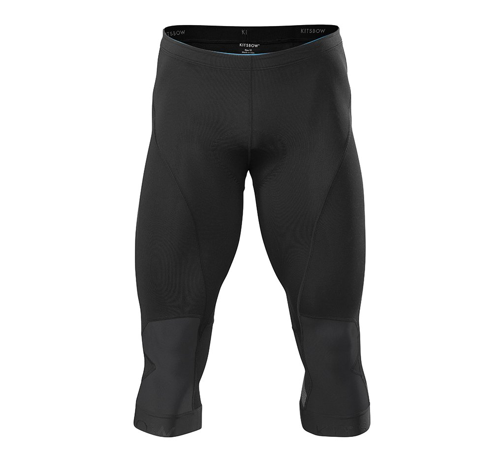 Connector Merino Cycling Knicker Black