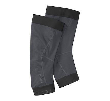 Ridgeline Knee Warmer Gunmetal Grey