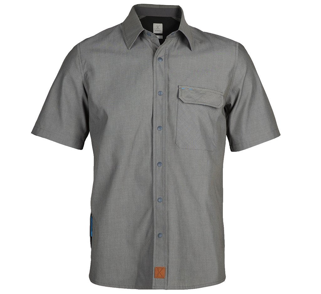 Essplanade Shirt Cedar Oxford
