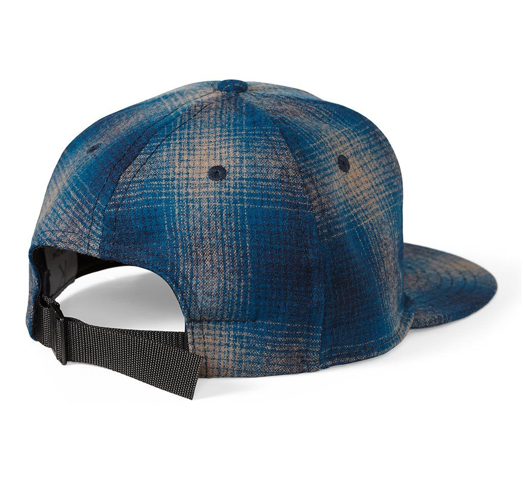 The Icon Hat Stowe Blue