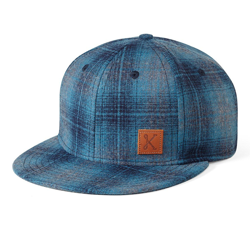 The Icon Hat Warren Blue