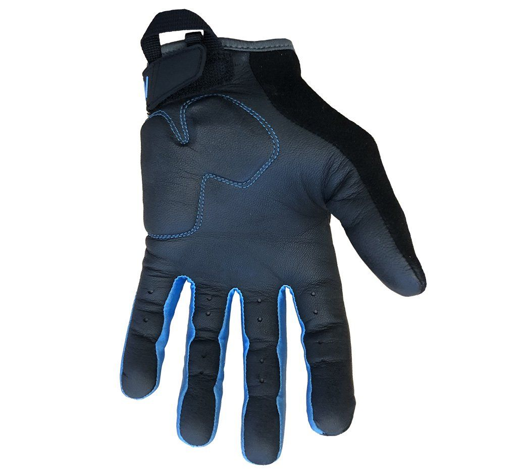 HiLine Leather Glove Black