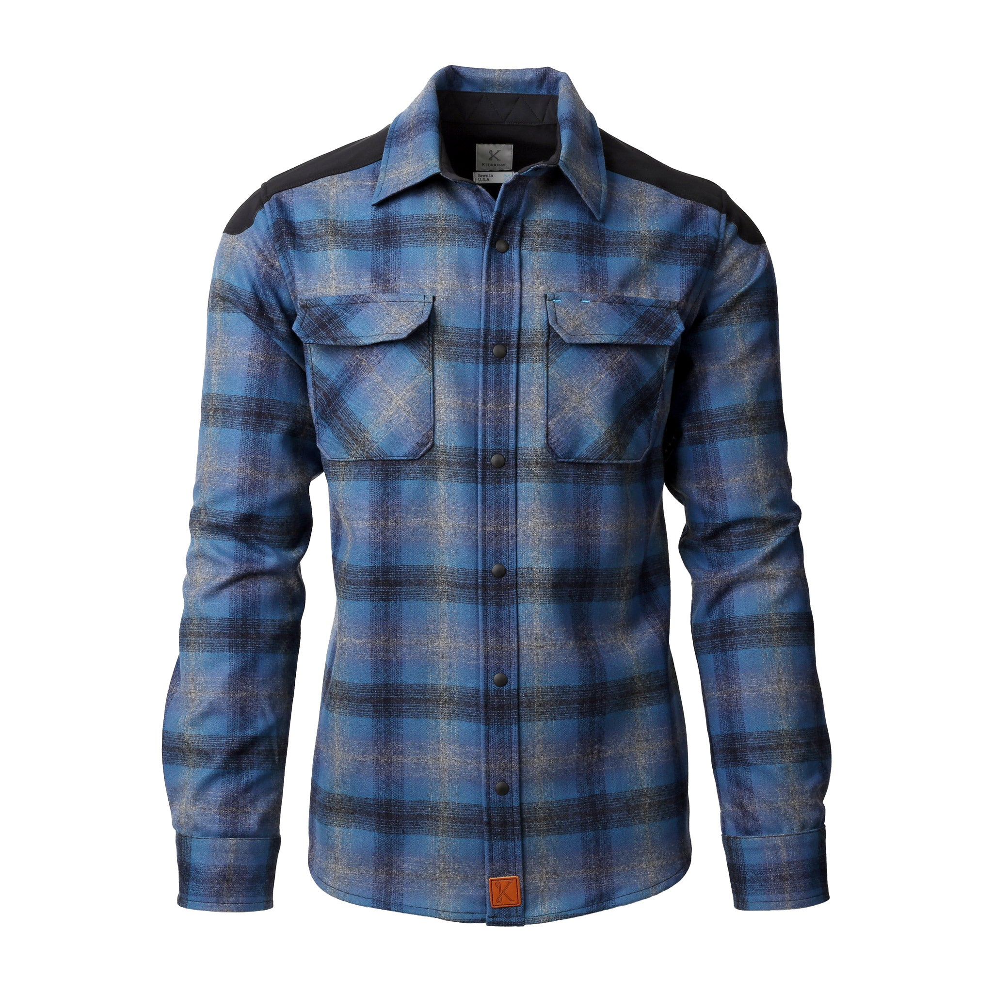 Icon Shirt Signature Fit Blue Jay Ombre