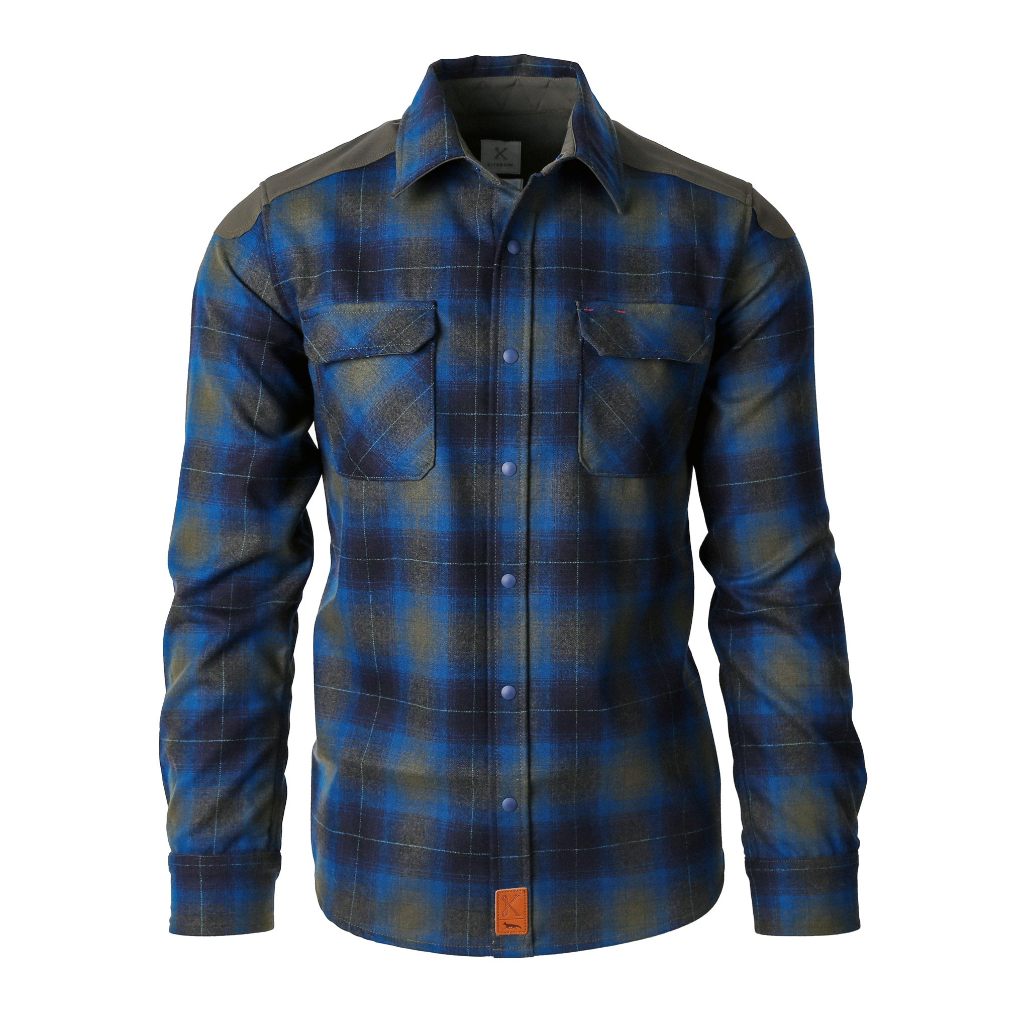 Swift X Kitsbow Icon Shirt Mendocino Blue Swift