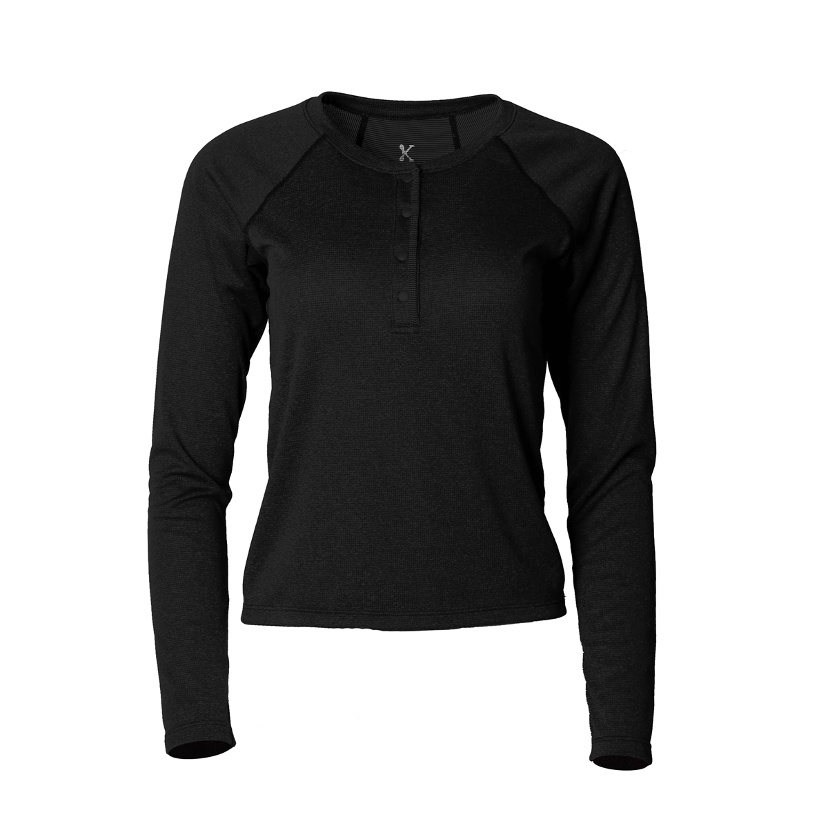 Lory Merino Top Black