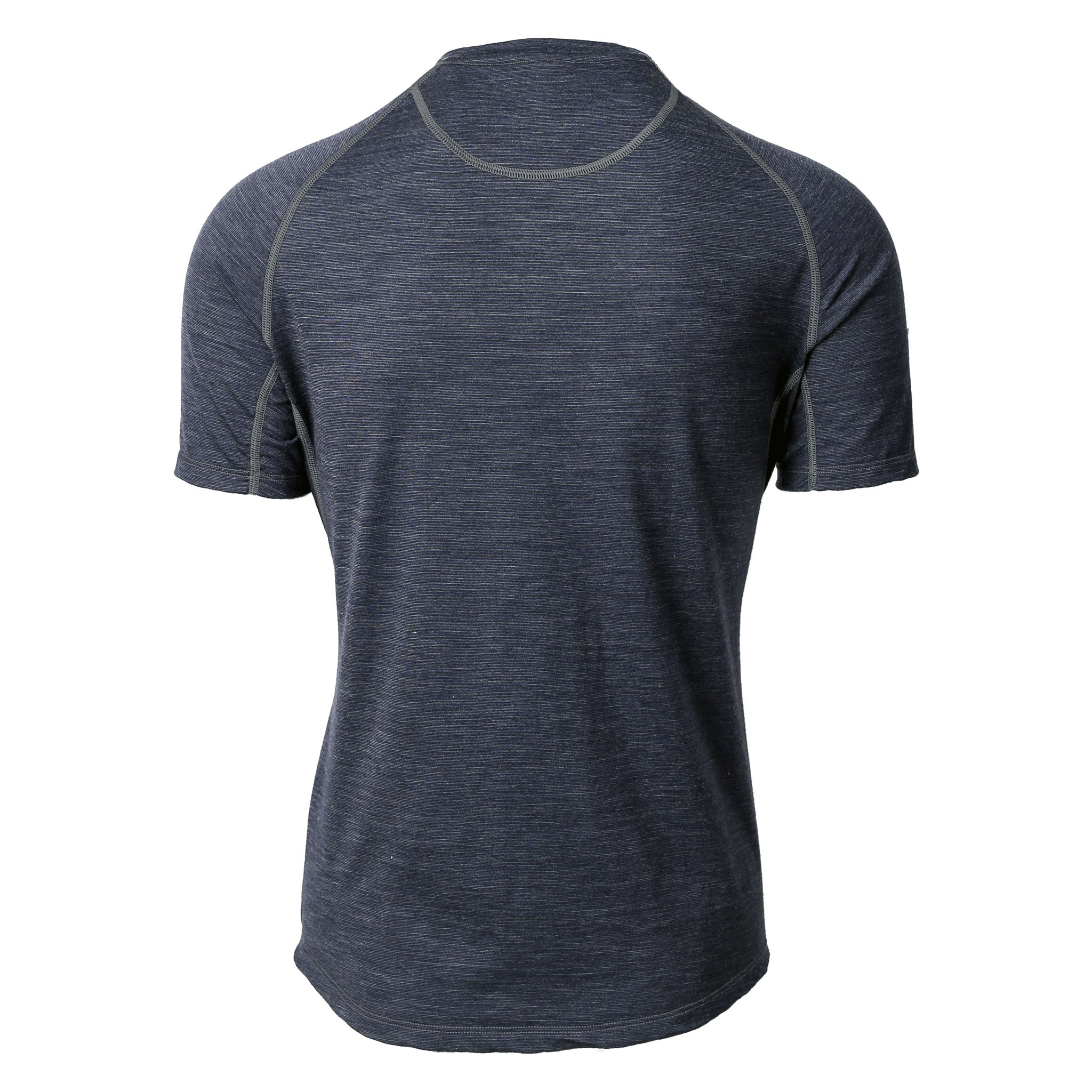 Mullinax Merino Tee Ultra Navy Heather