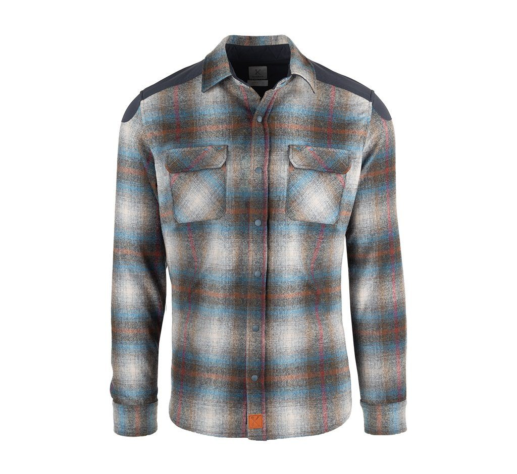 The Icon Shirt Flatiron Russet