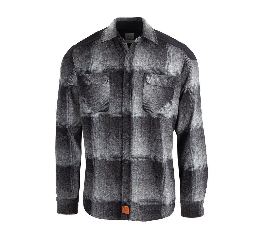 The Icon Shirt Greyrock Ombre