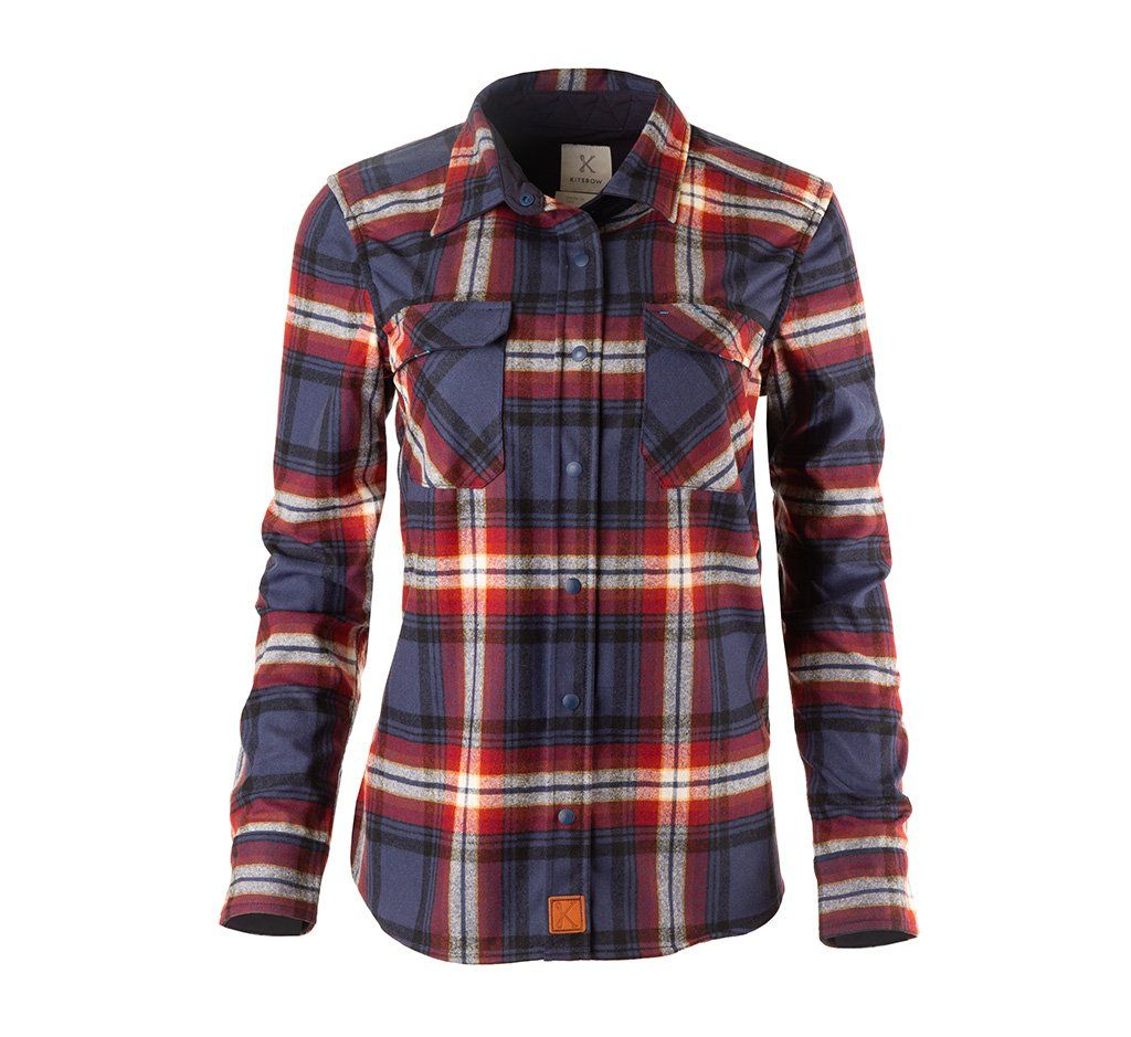 Icon Shirt for Women Redcloud Ombre