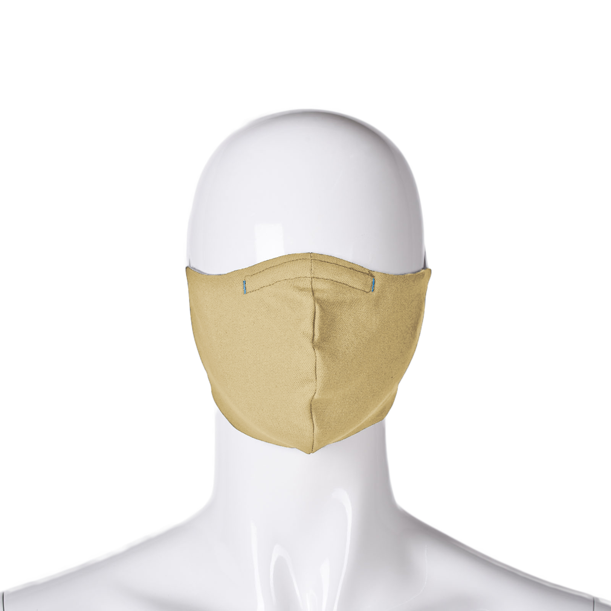 Kitsbow Face Mask, Reusable, HEPA Type Buff