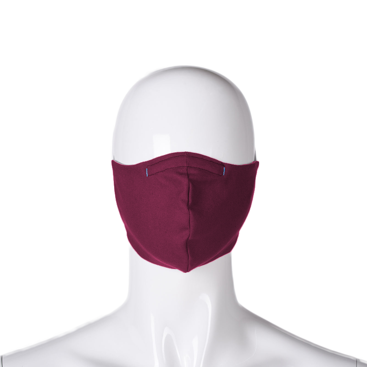 Kitsbow Face Mask, Reusable, HEPA Type Fuchsia
