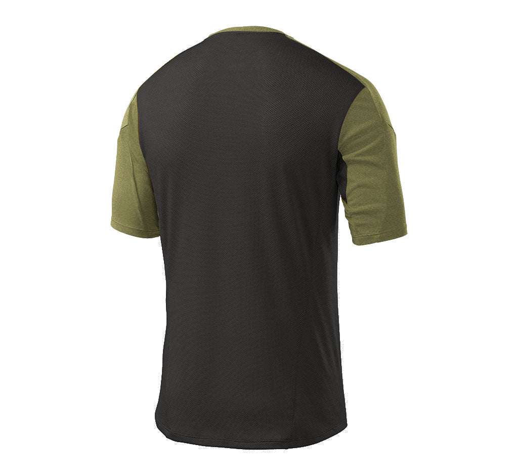 Superflow Cooling Tee Black/Cedar