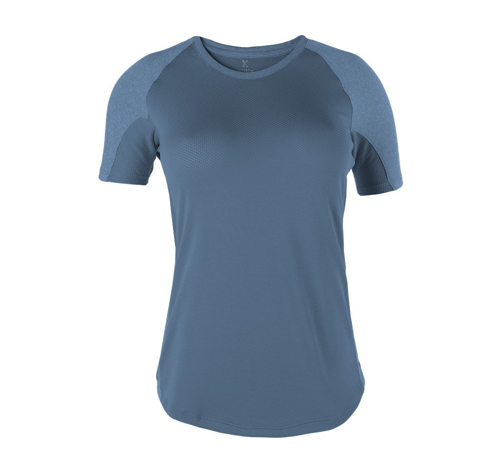 Hilso Tee Mineral Blue