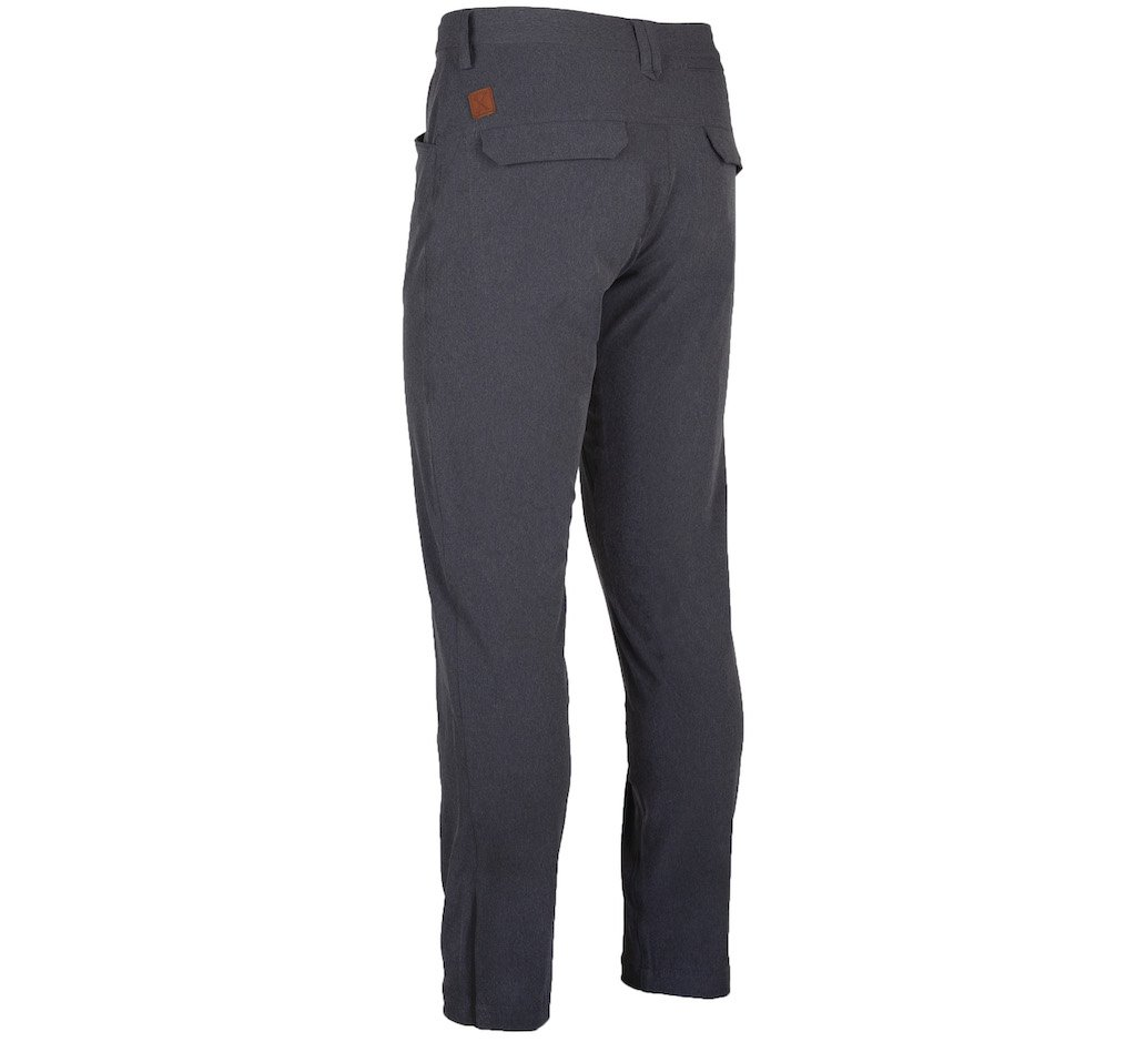 Cuyuna Pant Gunmetal Heather