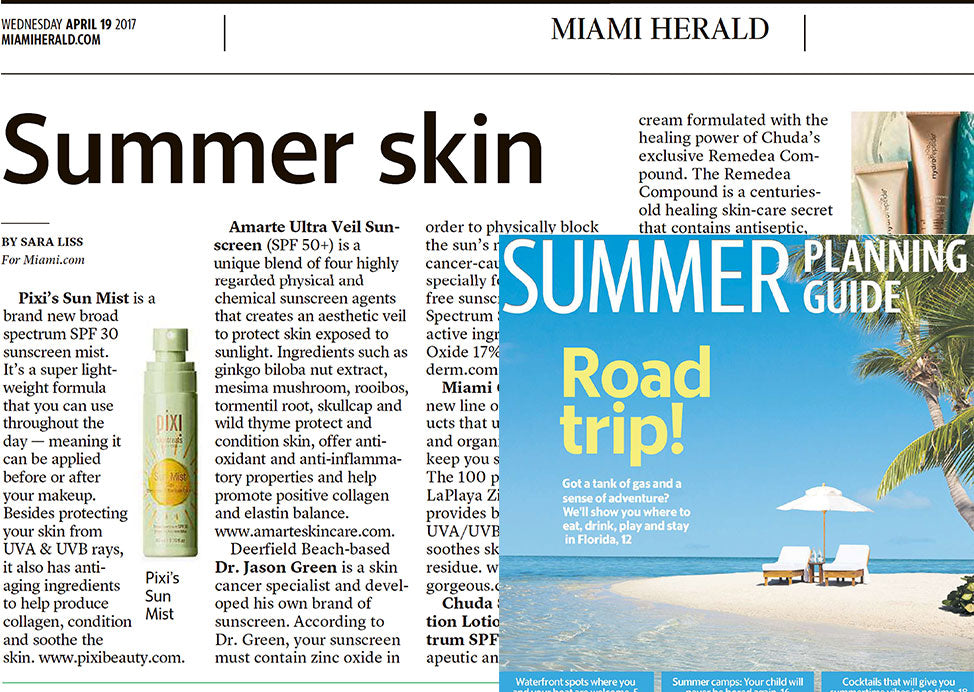 Miami Herald April 2017