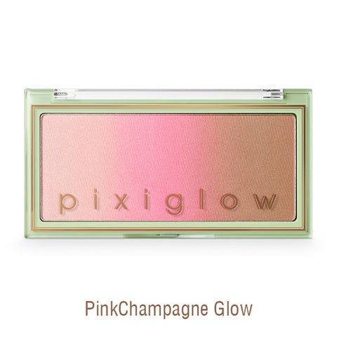PixiGlow Cake Multi-use palette in PinkChampagne Glow
