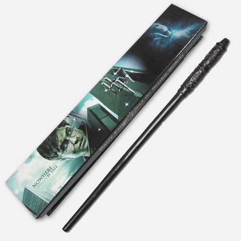 Magical Harry Pottr Wands Deathly Hallows Hogwarts Voldemort Wand With Box