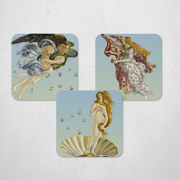 Venus Coaster Set