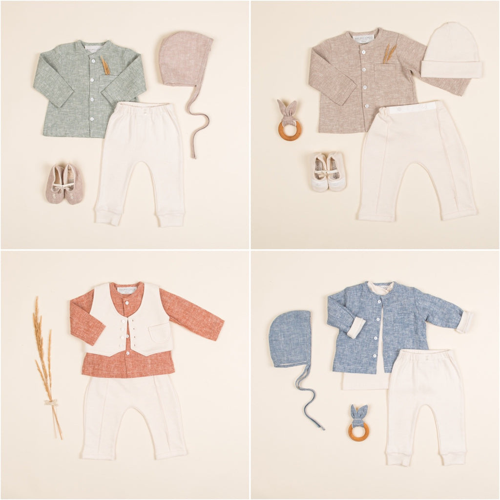 Quality Fall clothing for baby boys