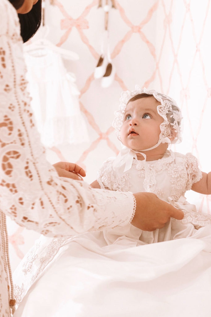 Gorgeous Baptism Gown